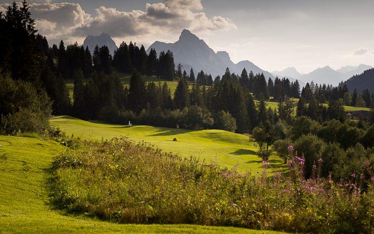 Weitsicht Gstaad-Saanenland