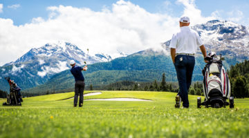 Golf Club Samedan/Engadine