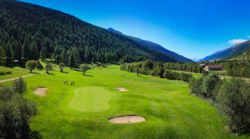 Golf – Source du Rhône